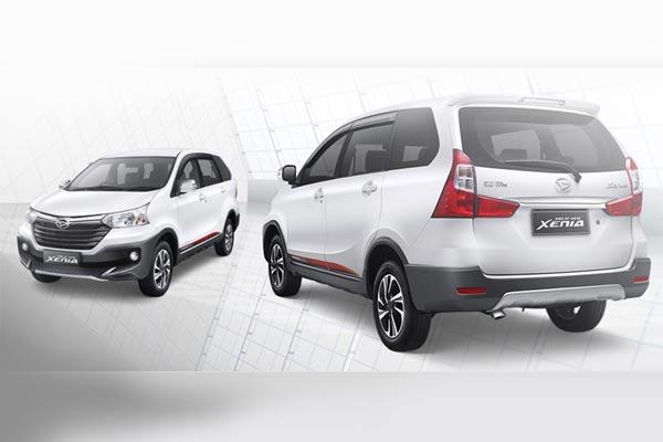 Great New Daihatsu Xenia. Bagi konsumen yang melakukan pembelian mobil Daihatsu secara cash atau tunai, pelanggan akan mendapatkan ekstra cashback senilai Rp1 juta.  - Daihatsu