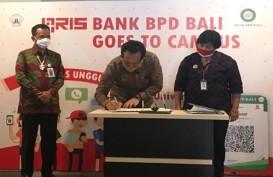 SISTEM PEMBAYARAN QRIS : BPD Bali Gandeng Undiknas
