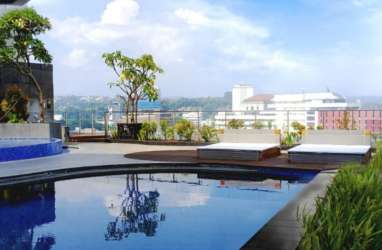 Kolam Renang PO Hotel Semarang Kembali Dibuka