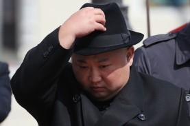 Covid-19 dan Topan Ancam Korut, Kim Jong-un Perintahkan…