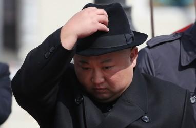 Covid-19 dan Topan Ancam Korut, Kim Jong-un Perintahkan Ini