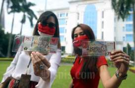 Bank Indonesia Tambah Kuota Individu Penukaran UPK 75 Tahun RI
