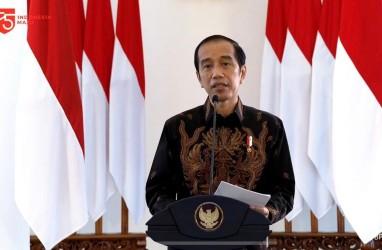 Jokowi Dorong Sinergi Lembaga Pendidikan Vokasi dan Industri