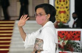 Komisi XI Kasih Surprise Tumpeng Ultah Ke-58 untuk Sri Mulyani