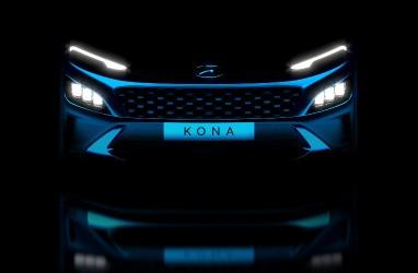 Hyundai Ungkap Sekilas SUV Kona dan Kona N Line Baru