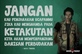 57 Tahun Lalu Wiji Thukul Lahir di Solo, Jokowi: Dia…