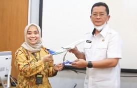 Garuda Indonesia Kembali Buka Rute Penerbangan di Bandara Husein Sastranegara