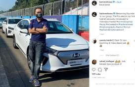 Bos Sun Motor Pamer di Medsos, Hyundai Ioniq Diprediksi Segera Meluncur