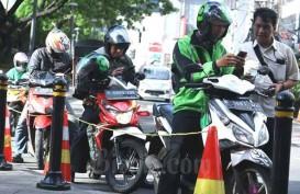 Driver Ojol Harapkan Rezeki Nomplok dari Ganjil Genap Motor