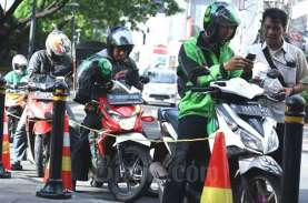 Driver Ojol Harapkan Rezeki Nomplok dari Ganjil Genap…