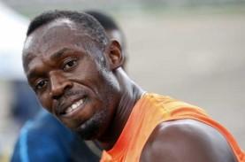 Usain Bolt Positif Terkena Covid-19 Setelah Rayakan…