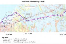 LMAN Cairkan Pendanaan Lahan Jalan Tol Demak-Semarang…