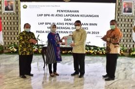 Menteri Beberkan 4 Temuan BPK dalam LKPP 2019 Sektor…