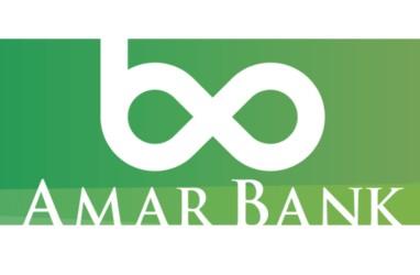 Bank Amar Bukukan Laba Bersih Rp20,4 Miliar