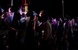 Aksi Protes Penembakan Jacob Blake Ricuh, Dua Orang Tewas Tertembak