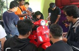 Piaggio Buka Dealer di Bandar Lampung