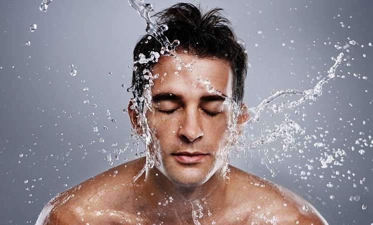 Perawatan kulit pria - Istimewa