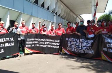 Desak Tuntaskan Gagal Bayar WanaArtha, Nasabah Mengadu ke DPR
