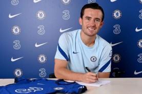Bek Timnas Inggris Ben Chilwell Resmi Berseragam Chelsea