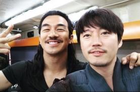 Joe Taslim Adu Akting dengan Jang Hyuk di Film Swordsman