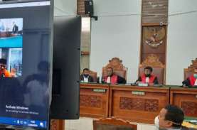 Minta Jokowi Mundur, Ruslan Buton Kembali Jalani Persidangan
