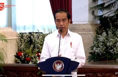 Jokowi Resmi Luncurkan Subsidi Gaji, Hari Ini 2,5 Juta Pekerja Dapat Bantuan