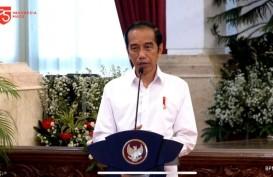 Bulan Depan, Jokowi Minta 15,7 Juta Pekerja Telah Terima Subsidi Gaji