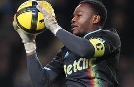Marseille Perpanjang Kontrak Kiper Steve Mandanda Hingga 2023
