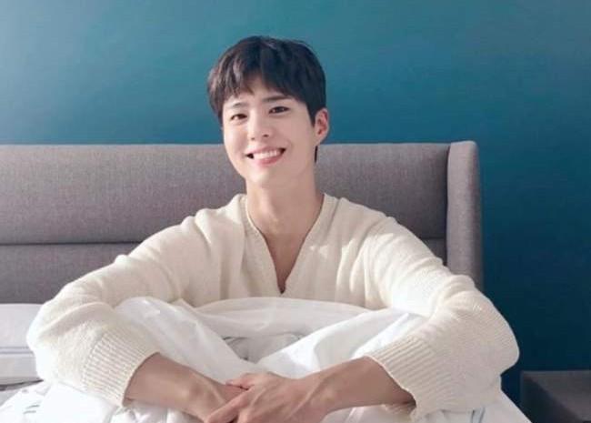 Penampilan Park Bo Gum bakal hadir di Netflix dalam drama serial The Record of Youth mulai 7 September. - Instagram