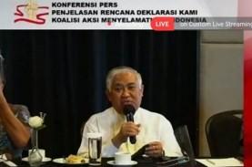 Gugatan UU No. 2 tahun 2020 : Resmi Ditarik, Din Syamsuddin…
