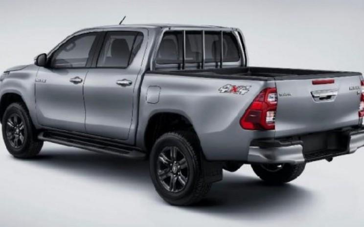 Ilustrasi New Toyota Hilux. - istimewa