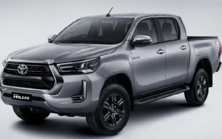 Toyota New Hilux. - istimewa