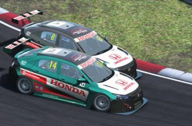 Honda Racing Simulator Championship Masuki Seri Terakhir