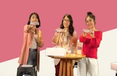 Menikmati Sensasi Bery Yoghurt dalam Sebatang Cokelat