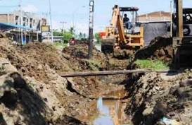 Anggaran Perbaikan Drainase dan Tambal Jalan Rp1,2 Triliun
