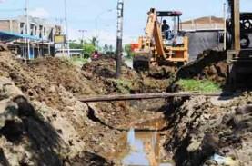 Anggaran Perbaikan Drainase dan Tambal Jalan Rp1,2…