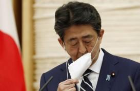 PM Jepang Shinzo Abe Mau Mengundurkan Diri, Indeks Topix Melorot