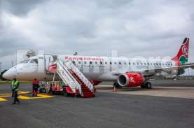 Kenya Airways Proyeksi Pendapatan Tahunan akan Turun…