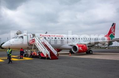 Kenya Airways Proyeksi Pendapatan Tahunan akan Turun 50 Persen