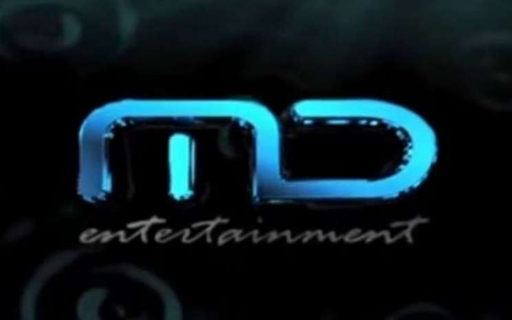 Logo MD Entertainmet