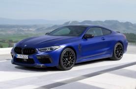 Resmi Meluncur, BMW M8 2020 Dibanderol Rp6,7 Miliar