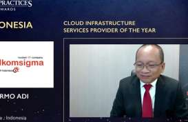 Telkomsigma Raih Penghargaan Cloud Infrastructure Service Provider of The Year dari Frost & Sullivan