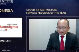 Telkomsigma Raih Penghargaan Cloud Infrastructure…