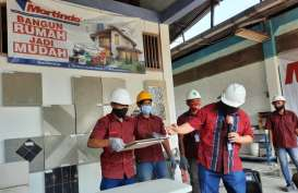 Entitas Triputra Group, Mortindo, Pacu Bisnis Semen Instan