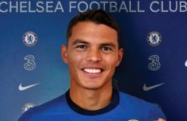 Thiago Silva Resmi Berseragam Chelsea, Dikontrak Setahun