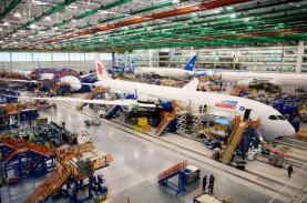 Diterpa Cacat Produksi, Boeing Kandangkan Delapan…