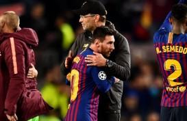 Bos Liverpool Jurgen Klopp Tak Minati Lionel Messi