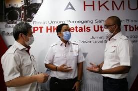 Perkuat Modal, HK Metals Utama (HKMU) Tunjuk Direksi…