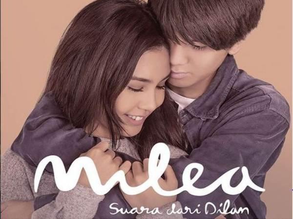 Ilustrasi film Milea:Suara dari Dilan - instagram