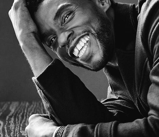 Aktor Black Panther, Chadwick Boseman meninggal dunia. - istimewa